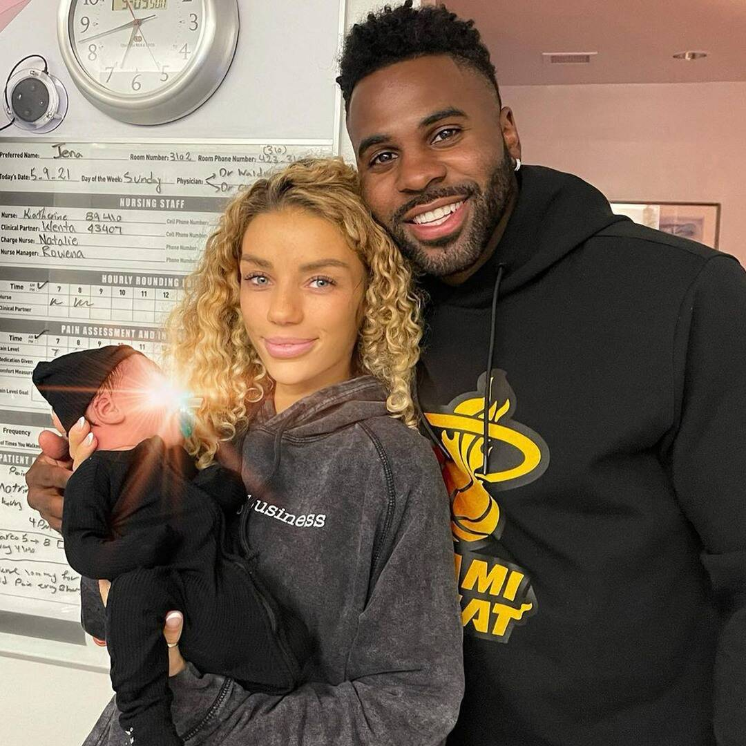Jena Frumes Responds to Critics After Welcoming Baby With Jason Derulo